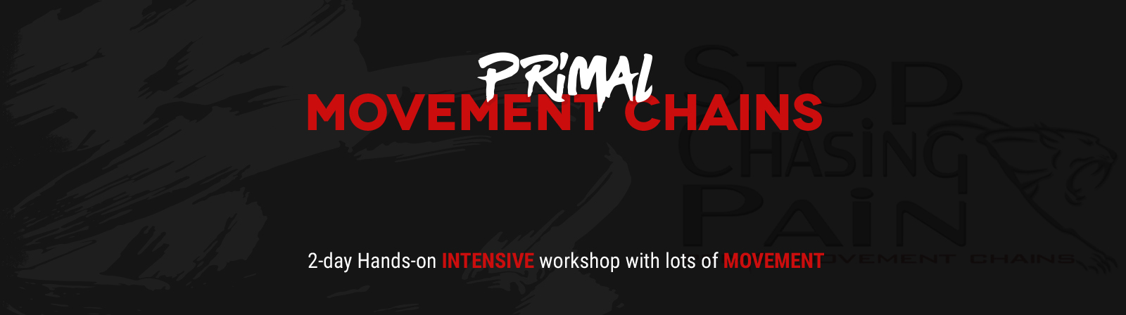 Primal Movement Workshop