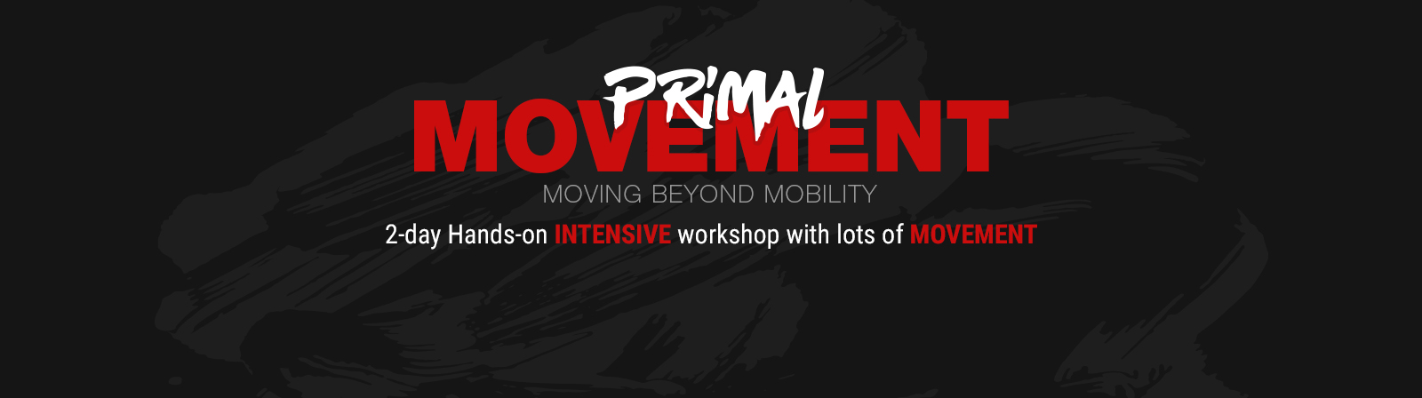 Primal Movement chains workshop by Perry Nickleston